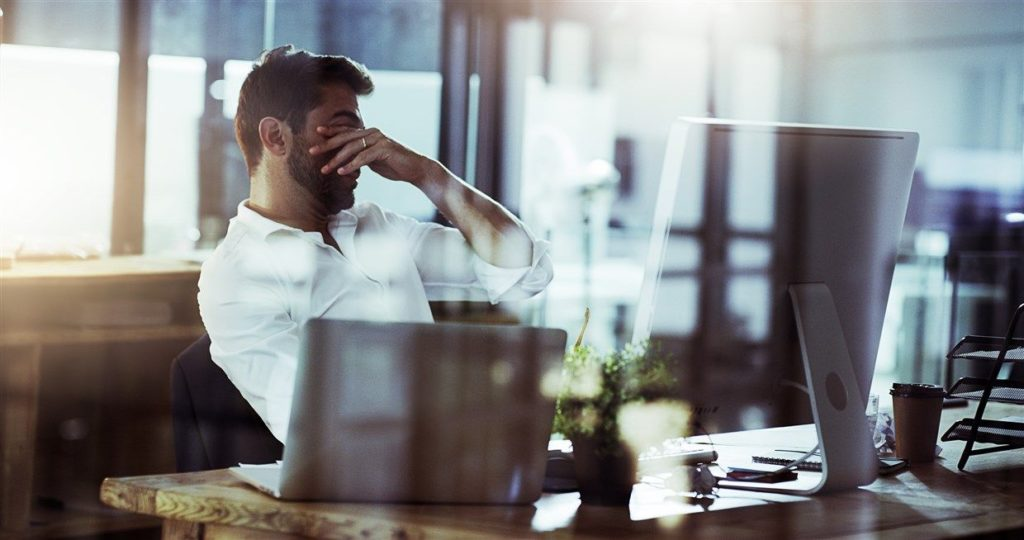 Esgotamento psicológico: o que é e quais os sintomas