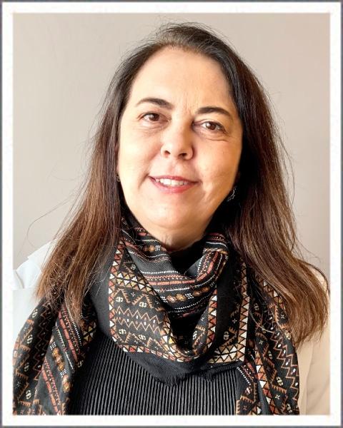 psicóloga Cláudia Reis