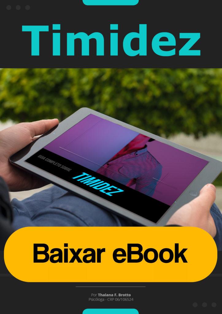Timidez - Ebook Gratuito
