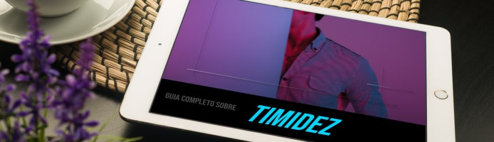 Timidez Ebook