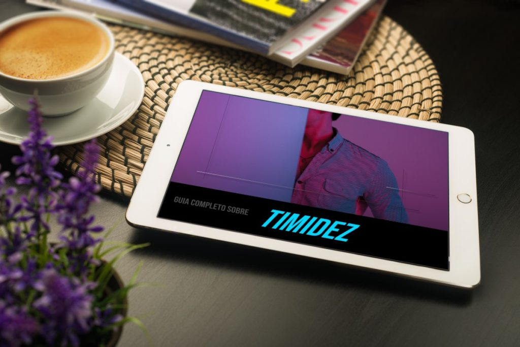 Timidez Ebook