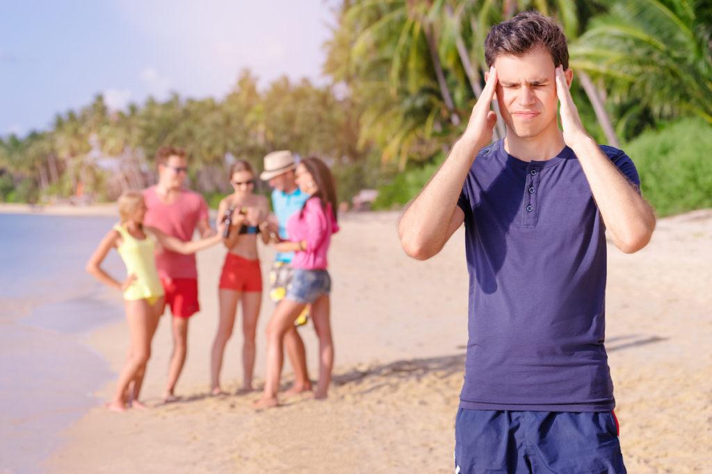 Dicas para vencer o estresse das férias